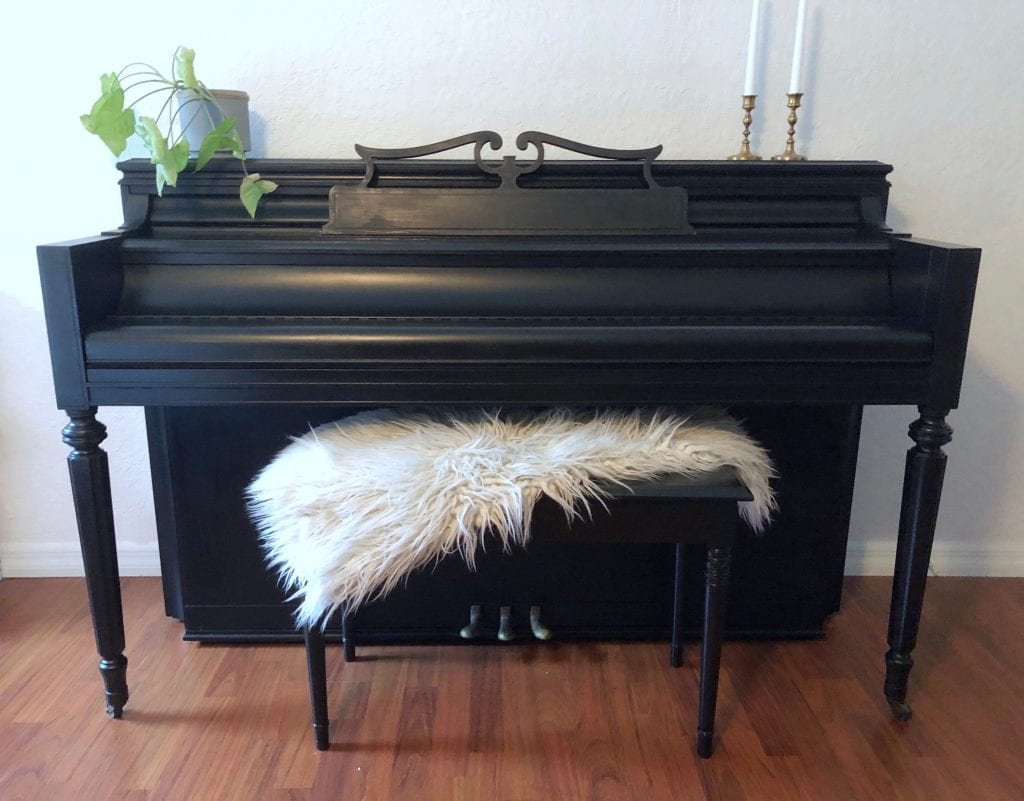 Picture of Painted Piano